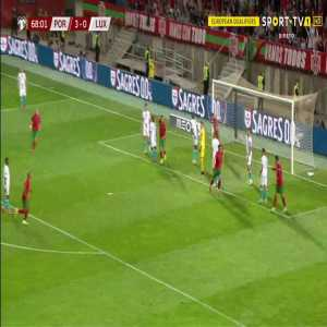 Portugal 4-0 Luxembourg - Joao Palhinha 69'