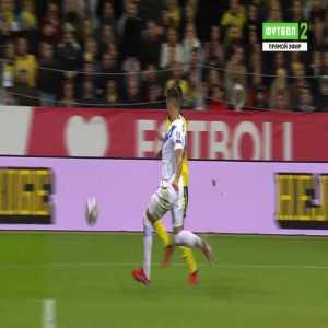 Sweden 1-0 Greece - Emil Forsberg penalty 58'