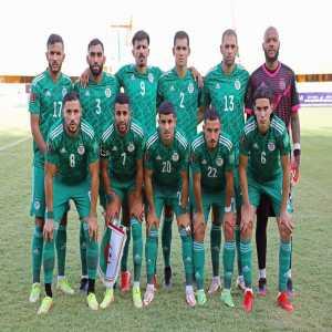 [Walid Ziani] Algeria extends its unbeaten streak to 31 games !