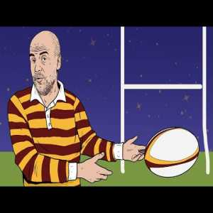 How Pep Guardiola is Influenced By Rugby
