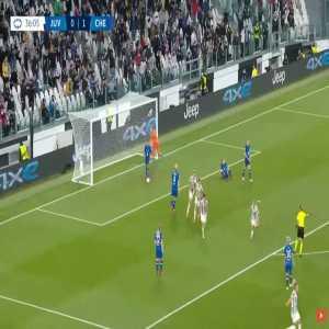 Juventus W [1]-1 Chelsea W - Barbara Bonansea 37'