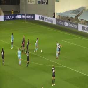 Manchester City W [1] - 0 Everton W - Caroline Weir 8'