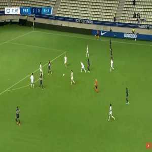 PSG W 2-0 Zhytlobud-1 W - Jordyn Huitema 32'