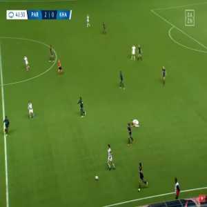 PSG W 3-0 Zhytlobud-1 W - Jordyn Huitema 42'
