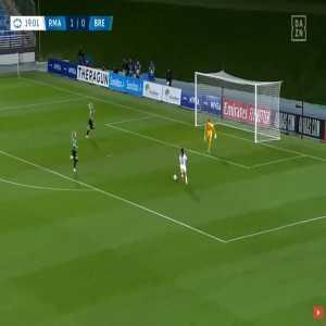 Real Madrid W 2-0 Breidablik W - Caroline-Sophie Moller 20'