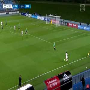 Real Madrid W 3-0 Breidablik W - Caroline-Sophie Moller 43'