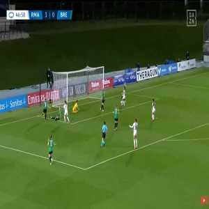 Real Madrid W 4-0 Breidablik W - Olga Garcia Carmona 48'