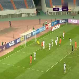Shandong Taishan (1)-0 Nantong Zhiyun - Marouane Fellaini
