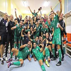 [Walid Ziani] With its win today, Algeria now has the joint 4th ever longest unbeaten streak in international football (31 games), level with Argentina, and behind only Italy (37), Spain (35), Brazil (35)