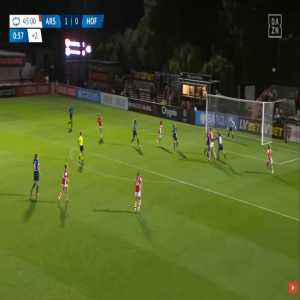 Arsenal W 2-0 Hoffenheim W - Tobin Heath 45'+2'