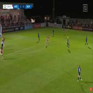 Arsenal W 3-0 Hoffenheim W - Vivianne Miedema 52'