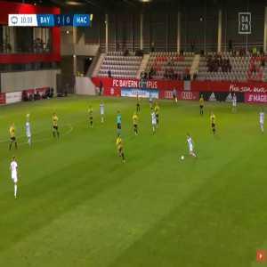 Bayern Munich W 2-0 Hacken W - Lea Schuller 10'