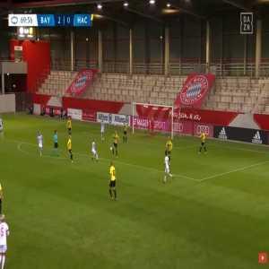 Bayern Munich W 3-0 Hacken W - Linda Dallmann 71'