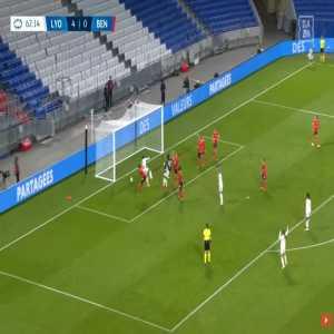 Lyon W 5-0 Benfica W - Kadeisha Buchanan 63'