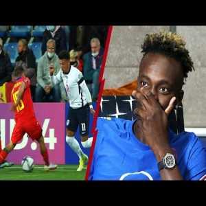 Sancho, Grealish, Tammy & Chilwell React to Andorra v England Gogglebox Style