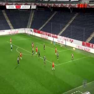 FC Liefering [1] - 0 FC Juniors OO Roko Šimić 61'