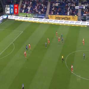 Hoffenheim 1-0 Köln - Ihlas Bebou 31'