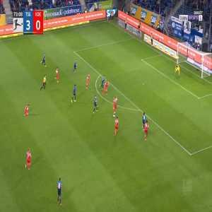 Hoffenheim 4-0 Köln - Dennis Geiger 74'