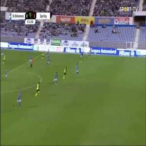 OS Belenenses 0-1 Sporting - Tiago Tomas 2'