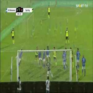 OS Belenenses 0-2 Sporting - Tiago Tomas 70'