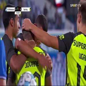 OS Belenenses 0-3 Sporting - Jovane Cabral penalty 76'