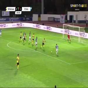 Sintrense 0-2 FC Porto - Sergio Oliveira 27'