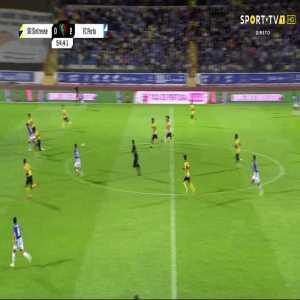 Sintrense 0-3 FC Porto - Evanilson 55'