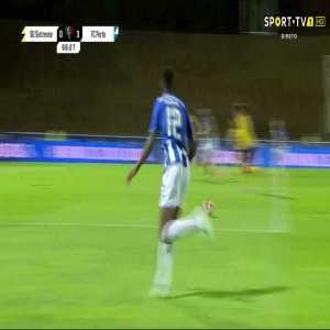 Sintrense 0-4 FC Porto - Evanilson 69'