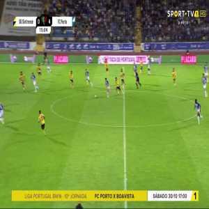Sintrense 0-5 FC Porto - Toni Martinez 76'