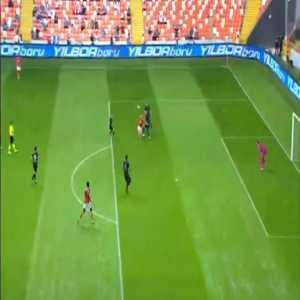Adana Demirspor 0-1 Yeni Malatyaspor - Benjamin Tetteh 36'