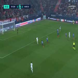 Caen 0-1 Le Havre - Khalid Boutaib 8'