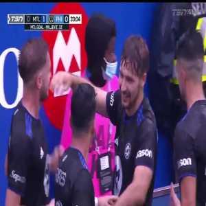 Club de Foot Montreal 1-0 Philadelphia Union - Matko Miljevic 33'