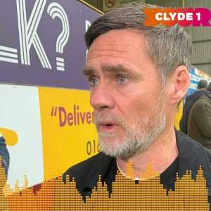 """[Clyde 1 Superscoreboard] Motherwell manager Graham Alexander after today's loss to Celtic; """"We should've had one at Ibrox, we should've had one against Aberdeen, we should've had one here. I'm learning very quickly that it's easy to give a penalty against us, very difficult to give one for us…"""""""