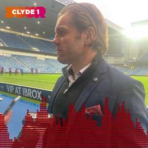 """[Clyde 1 Superscoreboard] """"When you come to these places, you're not going to get decisions"""" - Robbie Neilson says Juninho Bacuna should've been sent off in their 1-1 draw with Rangers. Neilson was shown red for his complaints at Ibrox"""
