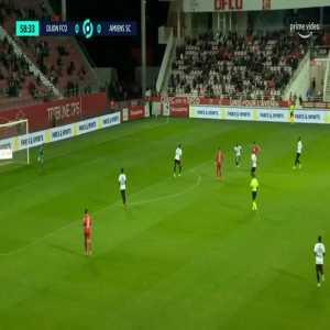 Dijon 1-0 Amiens - Alexandru Dobre 58'