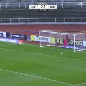 Djurgården 0 - [3] Kristianstad Eveliina Summanen great goal 58'