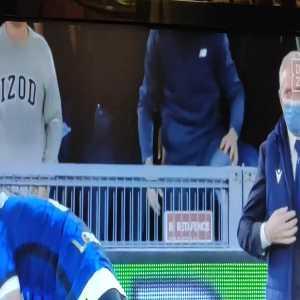 [F_Genna88] Lazio fan racially abuses Denzel Dumfries.