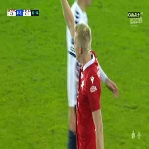 Górnik Zabrze 0-1 Wisła Kraków - Michal Frydrych 50' (Polish Ekstraklasa)