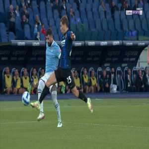 Lazio 0-1 Inter - Ivan Perisic penalty 12'