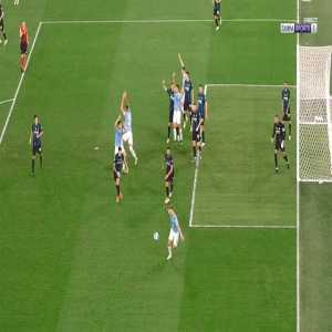 Lazio [1]-1 Inter - Ciro Immobile penalty 64'