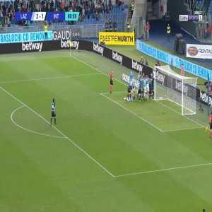Lazio [2]-1 Inter - Felipe Anderson 81'