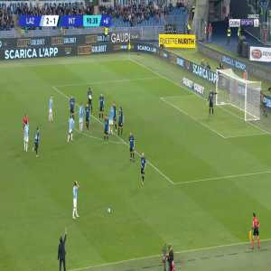 Lazio [3]-1 Inter - Sergej Milinkovic-Savic 90'+1'