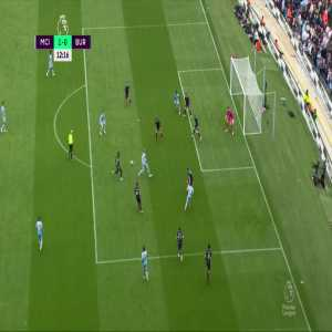 Manchester City 1-0 Burnley - Bernardo Silva