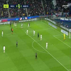 Mbappe's sloppy but powerful run vs Angers