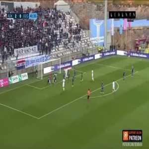 NK Rijeka - Dinamo Zagreb [3]-0 Darko Velkoski 41'