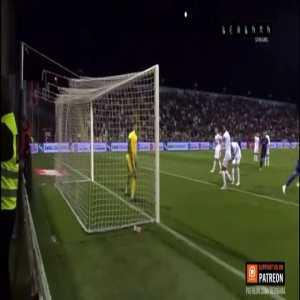 NK Rijeka - Dinamo Zagreb 3-[3] Komnen Andrić 82'