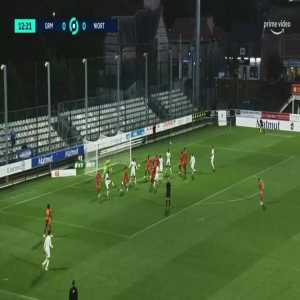 Quevilly-Rouen 0-1 Niort - Lenny Vallier 13'