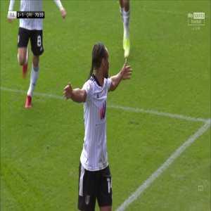 [@SkyFootball] Fulham (3) - 1 QPR: Bobby Reid '72