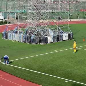 [St Joseph's FC] St Joseph's [1]-0 Lynx - Julian Valarino back-heel volley