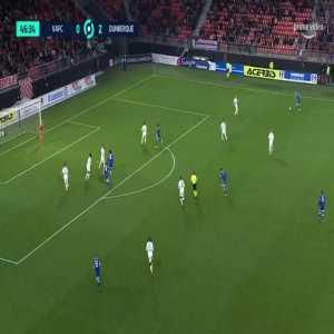 Valenciennes 0-3 Dunkerque - Kevin Rocheteau 47'